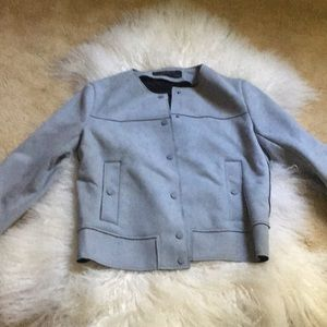 Zara snap jacket